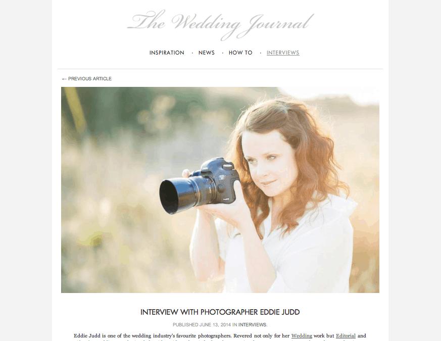 Published: Amara Bridal Registry blog interview