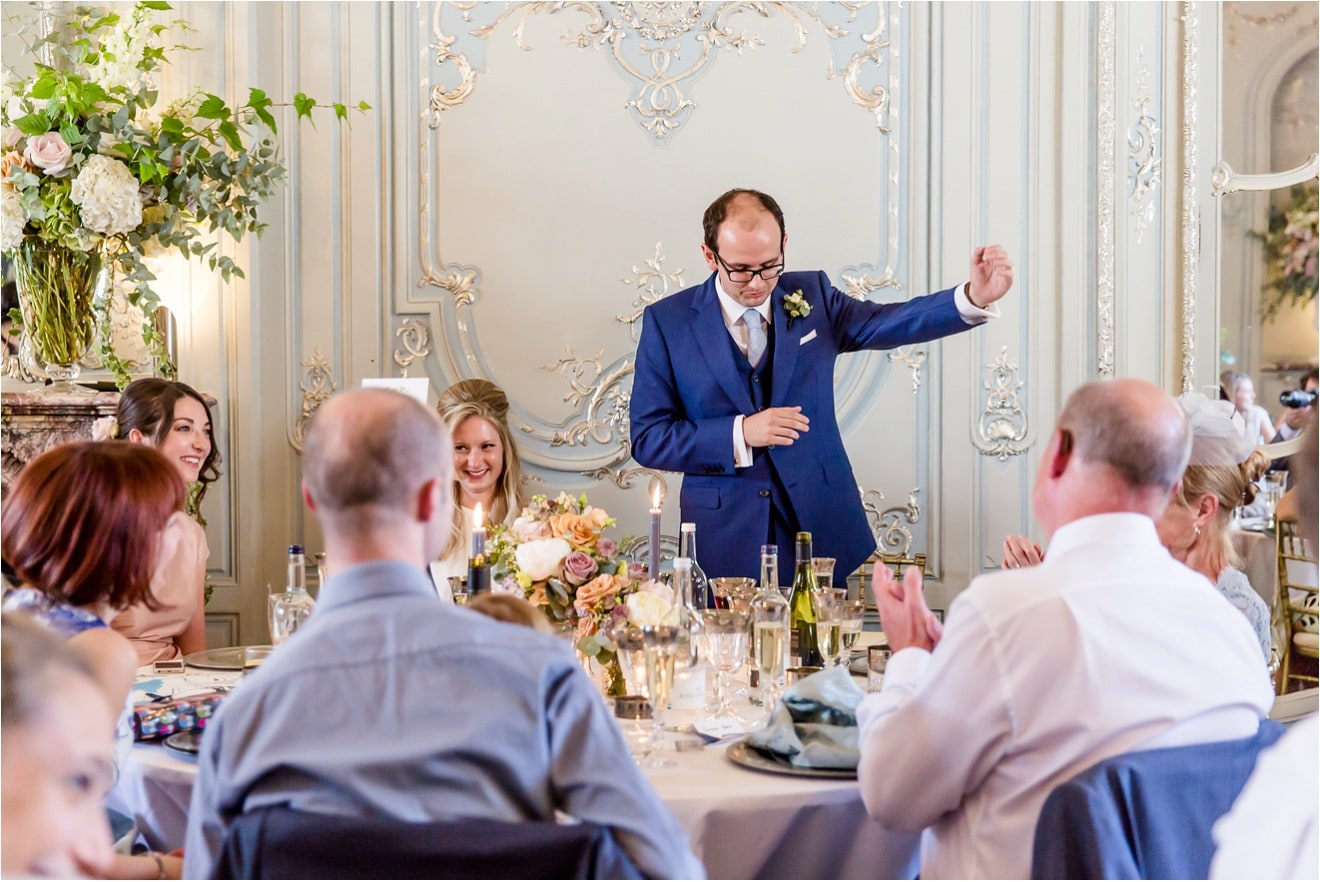 Saville Club Wedding - Eddie Judd