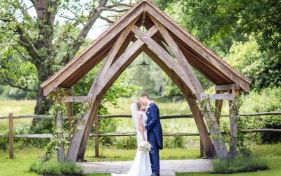 Niki and Tom { wedding photography preview Millbridge Court Surrey }