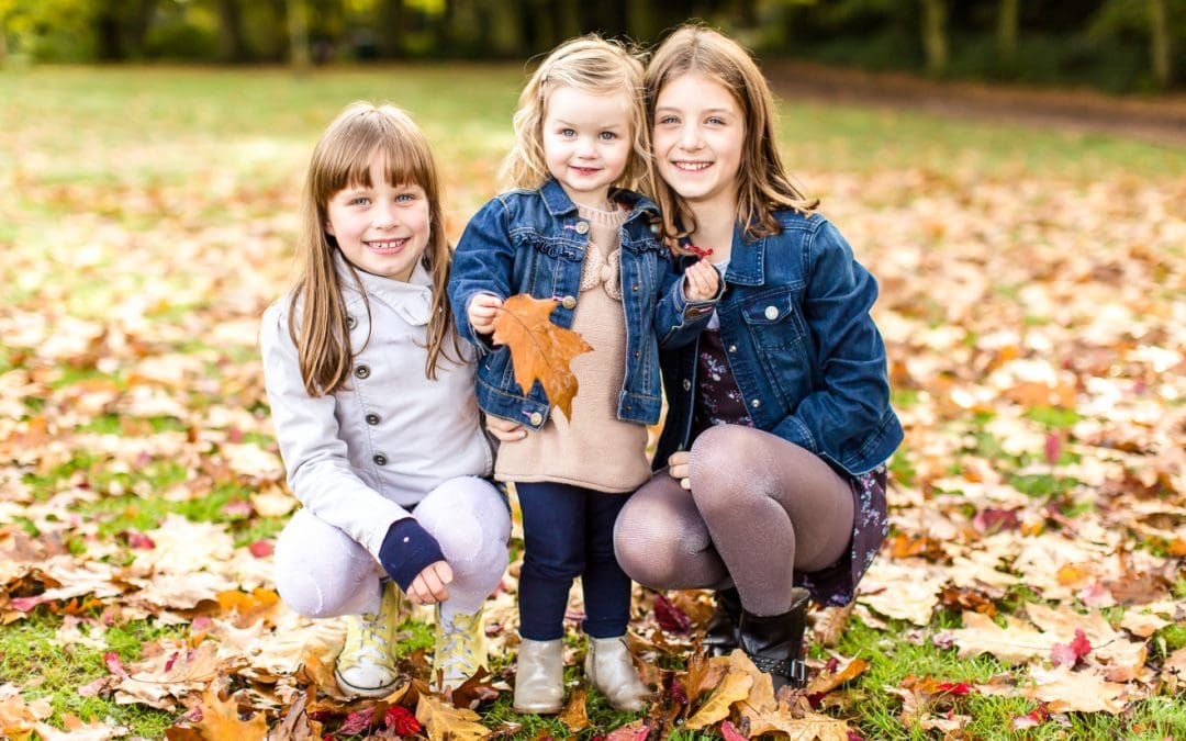 Autumn mini portrait sessions { family photography Weybridge Surrey }