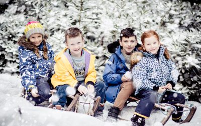 Nordic kids fashion