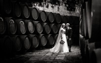 Pam & Alex's destination wedding at Bodegas Fundador, Jerez, Spain